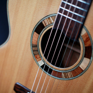 Custom-HandMade-Acoustic-Guitar