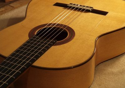 Handmade Flamenco Guitar