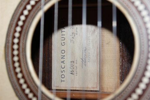 Custom Classical Flamenco Acoustic Guitars
