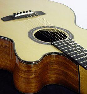 Handmade Acoustic Guitar