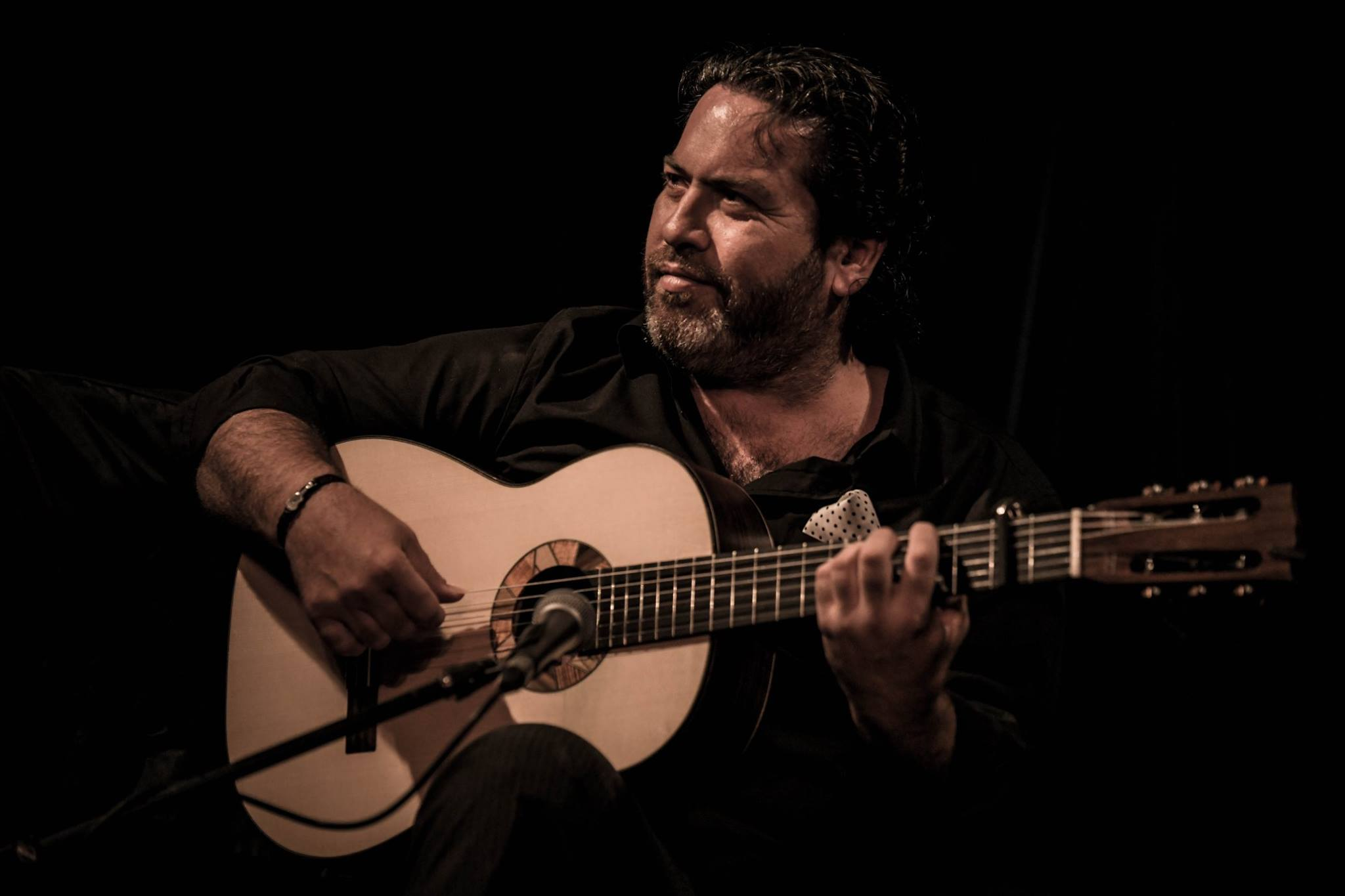 Flamenco Guitar played by Paco Lara