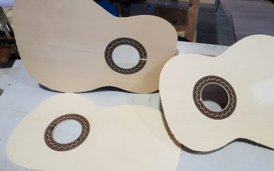 Guitar Making Summer Camp