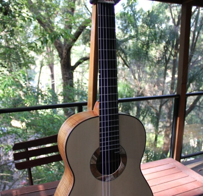Zenith Classical Guitar for sale – SOLD