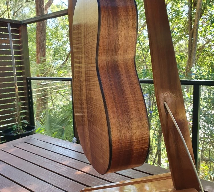 June 2020 Classical Guitar for sale – SOLD