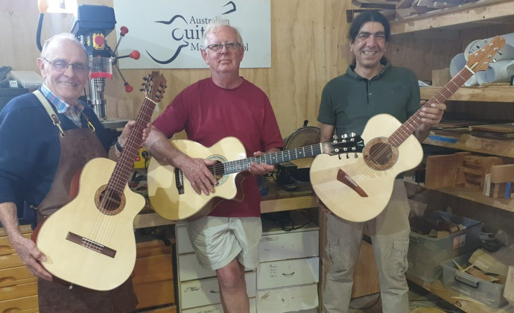 Guitar Making Luthiers Course