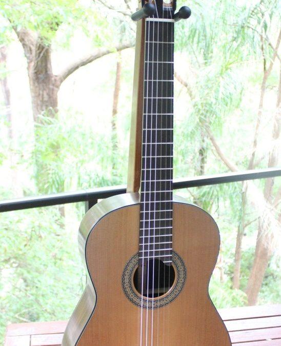 Cedar top Classical Guitar for sale – Nov 2020 #160