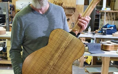 Guitar Making Course (Acoustic/Classical) – Sydney January 2022