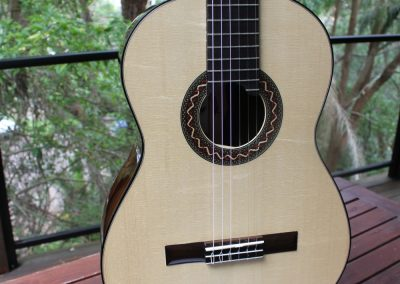 Classical Guitar Ziricote Spruce for sale